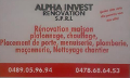 Alpha Invest Renovation SPRL