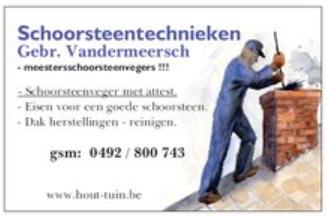 Schoorsteentechnieken Gebr. Vandermeersch