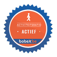 Dit bedrijf heeft een gemiddelde activiteitsgraad op Bobex.