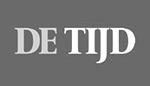 DeTijd logo