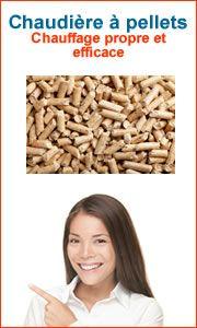 devis chauffage pellets