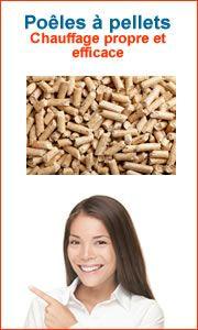 devis poeles pellets