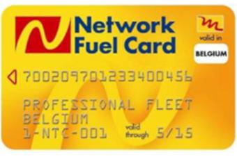 Carte Carburant : Network