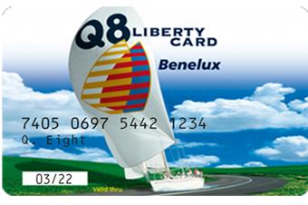 Carte Carburant : Q8
