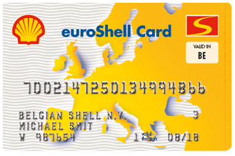 Carte Carburant : Shell