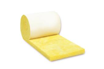 Matériaux murs extérieurs : laine minérale