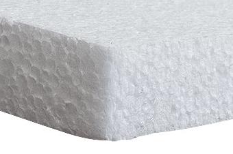 Matériaux murs extérieurs : polystyrene expensé