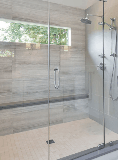 Prix salle de bain : Grande Douche
