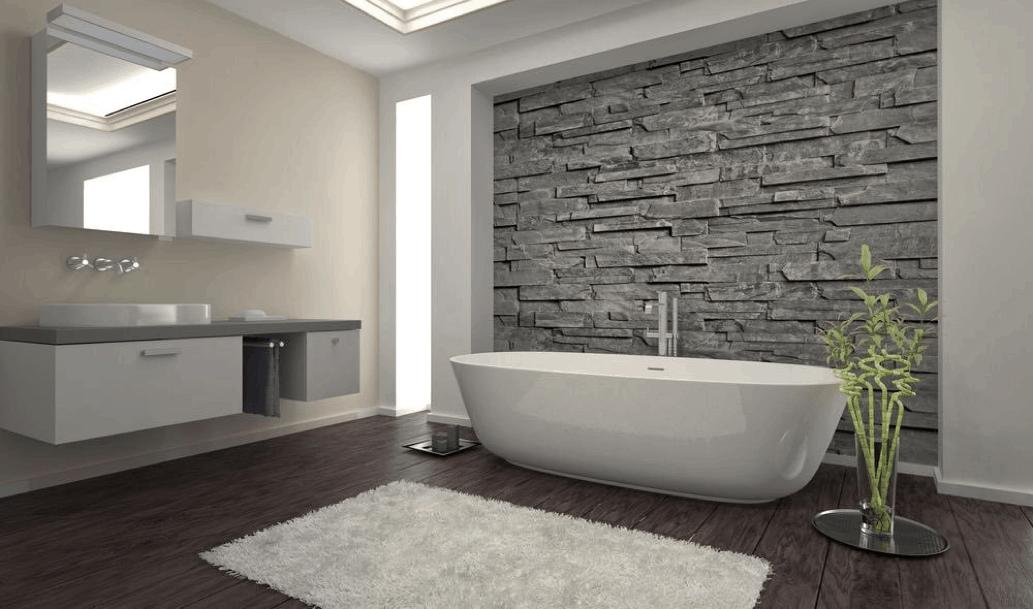 Style de salle de bain : contemporaine