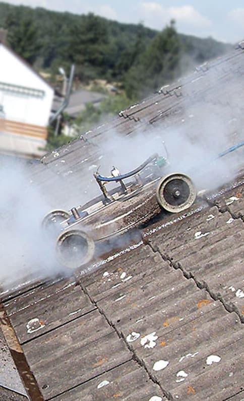 dakpannen reinigen: werkwijze en stappenplan