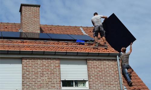 Demande de devis panneaux solaires : recevez jusqu'à 4 offres de prix