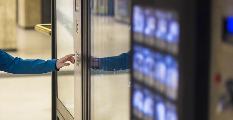 Een drankautomaat kopen of huren?