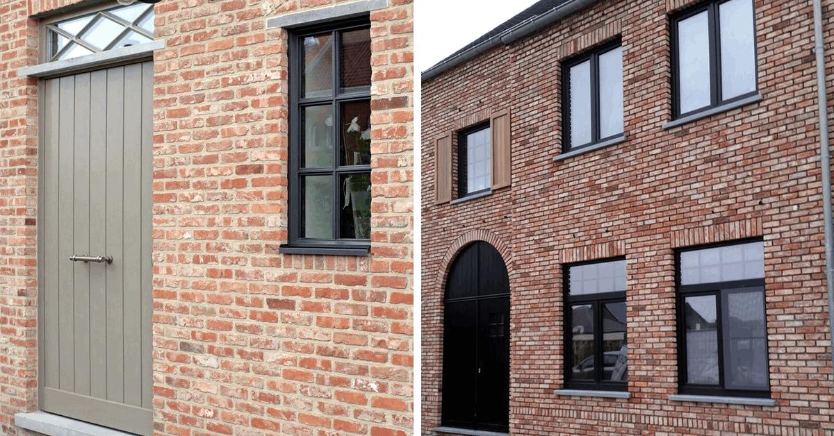 fenêtre et portes