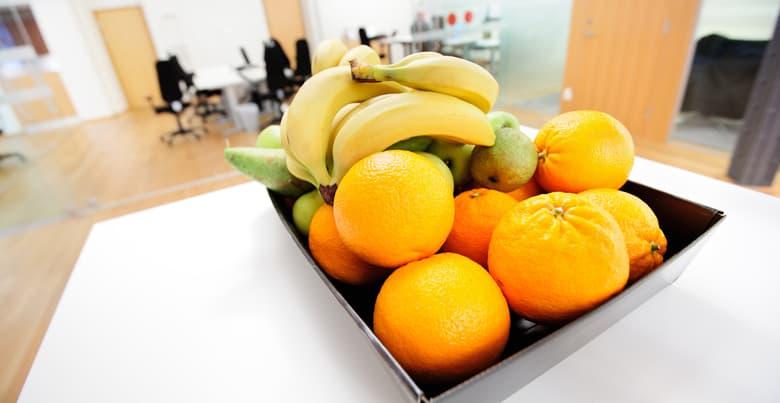 Lokaal, Belgisch fruit op kantoor