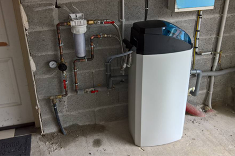 Wanneer waterverzachter installeren?