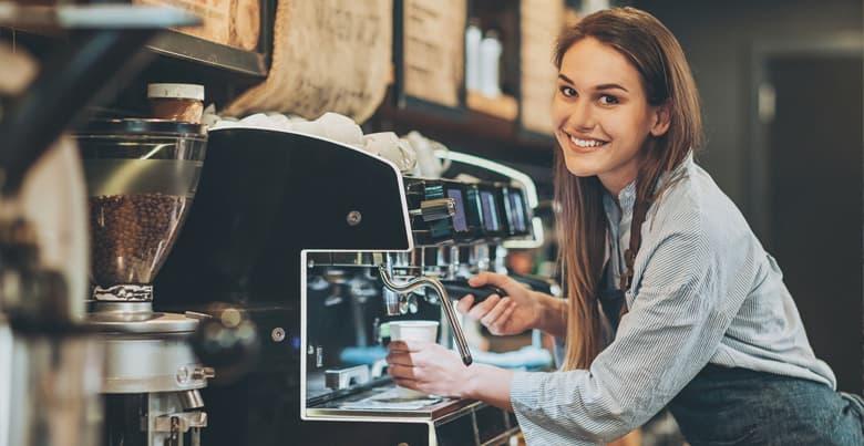 machine à café horeca