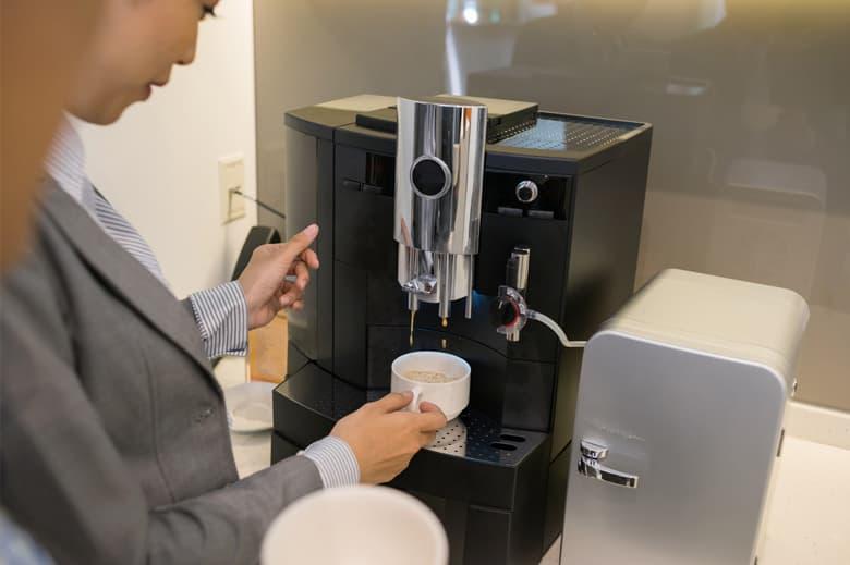 Wat kost een koffiemachine?