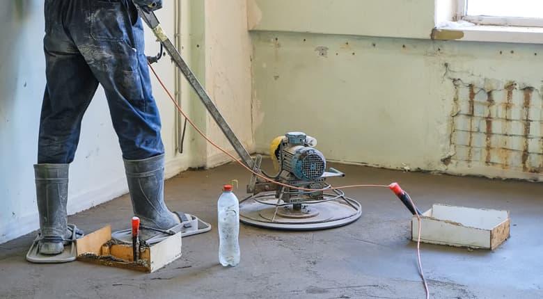 Wat kost een nieuwe betonvloer?
