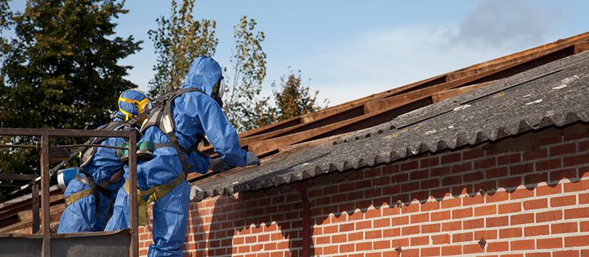 Asbest verwijderen prijs