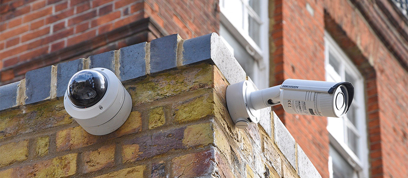 Alarmsysteem combineren met camerabewaking