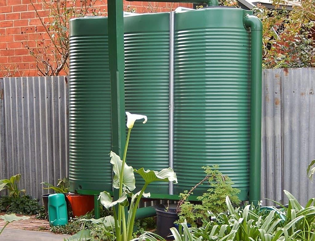 Modèle Récupérateur eau de pluie