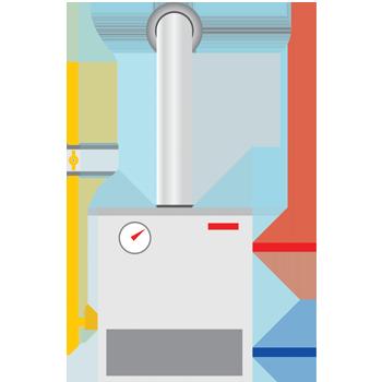 nieuwbouw condensatieketel
