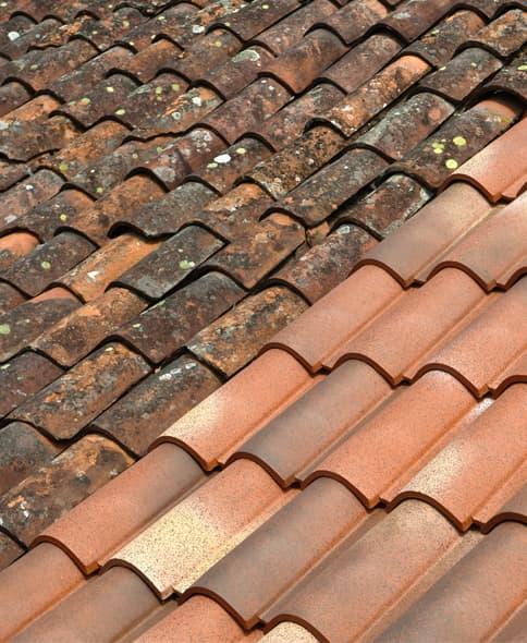 Ontmossen van daken: Waarom je dak ontmossen?
