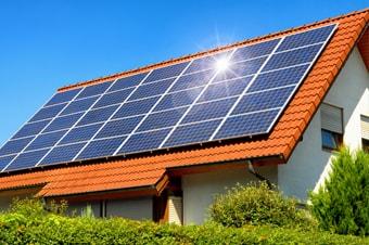 Panneaux solaires orientation