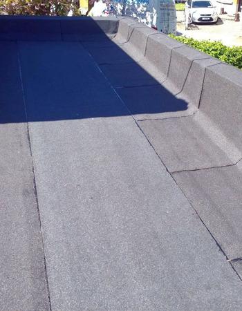 Prix rénovation d'un toit plat