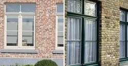 PVC, hout of aluminium ramen en deuren