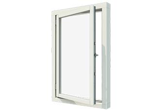 Ramen en deuren: draairamen