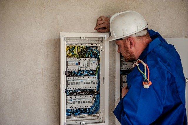 travaux électricité
