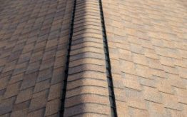 Shingle toiture