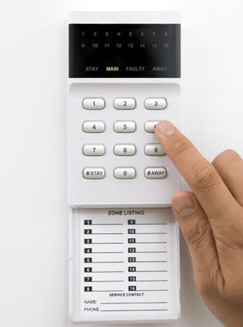 Système d'alarme: prix et accessoires