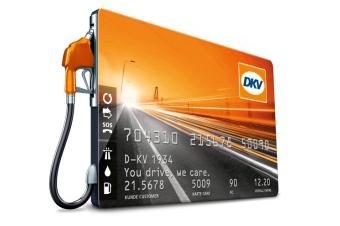 DKV-tankkaart voor zelfstandigen