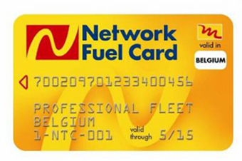 Network Fuel Card voor zelfstandigen
