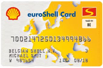 Shell tankkaart voor zelfstandigen
