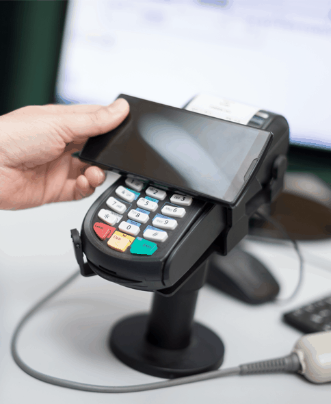 Terminal de paiement: prix à l'achat et à la location