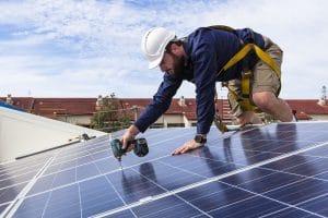 Installation panneaux solaires et certificats verts à Bruxelles